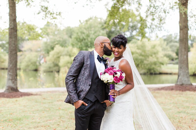 Founders Inn and Spa wedding in VA
