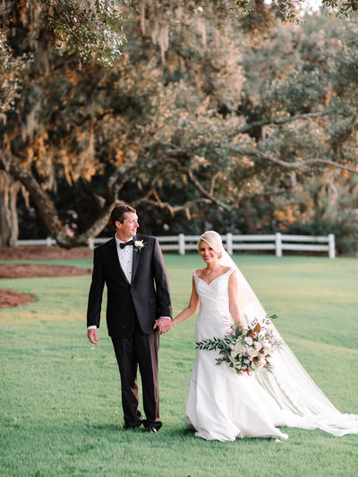 Caledonia Golf & Fish Club wedding outside of Charleston, SC by Pasha Belman Photog-66
