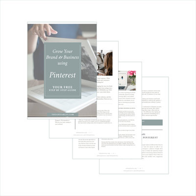 Pinterest Canvas 1 white