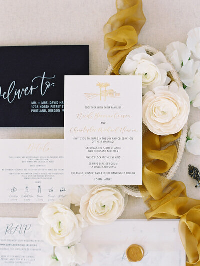 pirouettepaper.com | Wedding Stationery, Signage and Invitations | Pirouette Paper Company | Wedding Invitations | Jordan Galindo Photography _ (63)