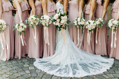 Bridesmaids Dresses and Wedding Decor Philadelphia Wedding Planner Love Wedding Planning