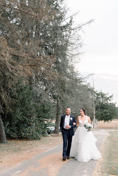 Southern Maryland Winery Wedding