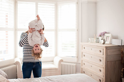 Leading family photography in west London by Jess Morgan Photography