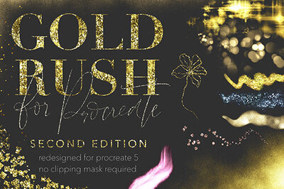 Gold Rush Small