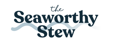 Dark Seaworthy Stew Logo