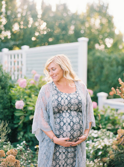 louisville kentucky maternity session