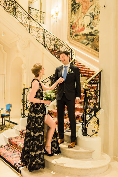 Ritz Paris wedding | Jennifer Fox Weddings