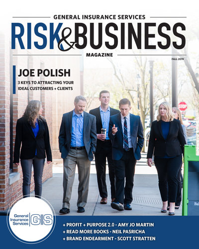 Cover Photo_General Insurance Services_Risk & Business Magazine_Fall 2019