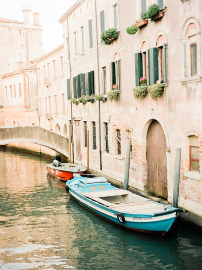 Venice Italy Engagement Photos-9