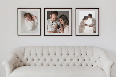 Asheville Newborn Baby and Family Photographer