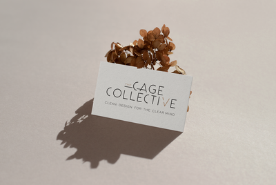 CAGE COLLECTIVE BIZ CARD MOCKUP