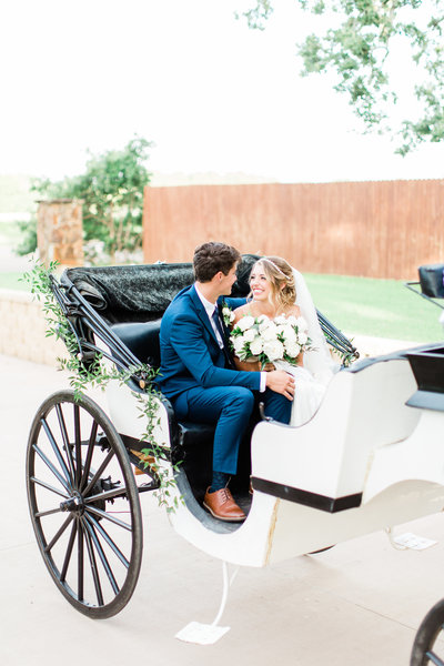 wedding carriage rides oklahoma
