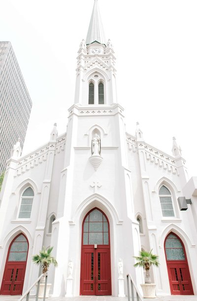 St.Josephs Downtown Baton Rouge Exterior