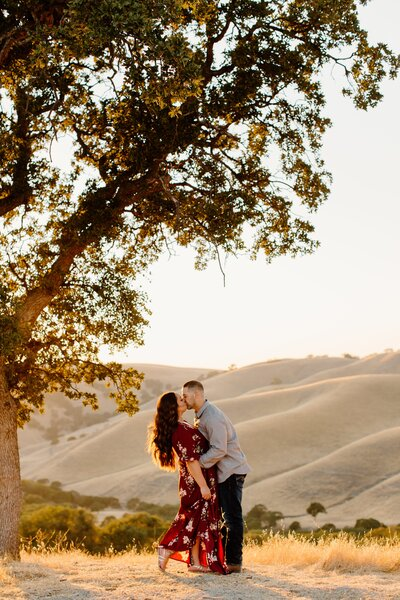 Bay Area Engagement Photoshoot