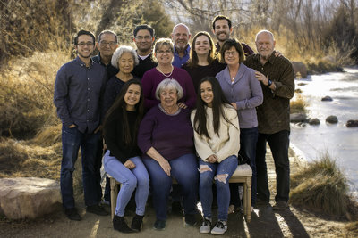 Denver Family Tree Photographer Denver Multi-Generations Photographer | Family Story Photography