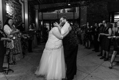 big exit wedding day huntsville alabama photographer