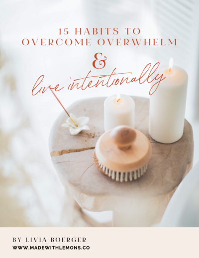habits-to-overcome-overwhelm