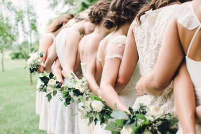 Bridesmaids Pictures in Indianapolis | Indianapolis Wedding Photographers