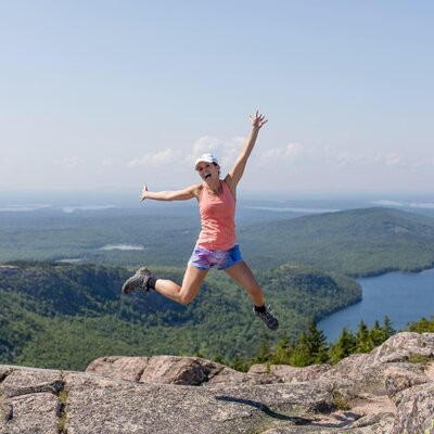 Maine Jump for Joy