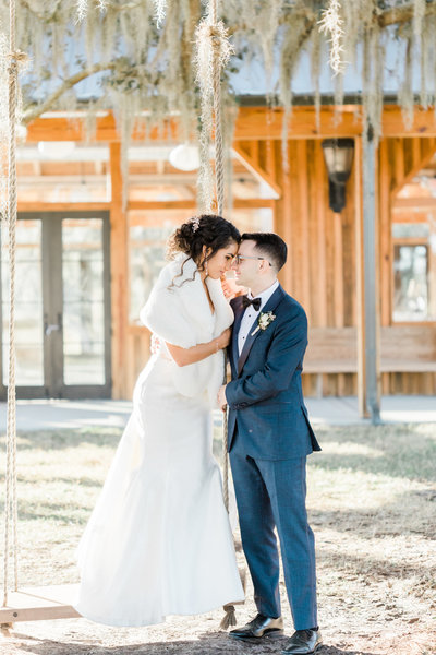 Barn at Cottonwood Ranch Jacksonville Florida Wedding Photographer Tabitha Baldwin Photography-6996