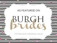 Burgh Brides As Featured On