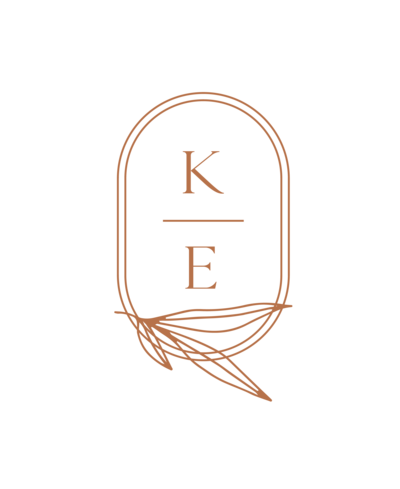 Katherine-Elena-Logo-Emblem-Blood-Orange
