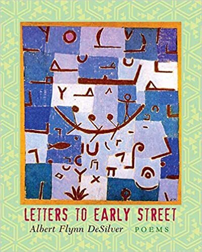Letters to Early Street Poem Book Cover