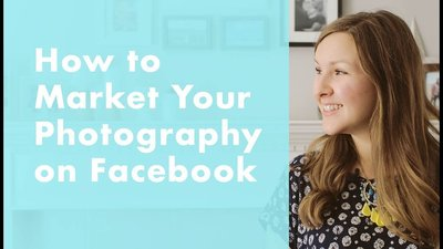 how to market your photography on facebook