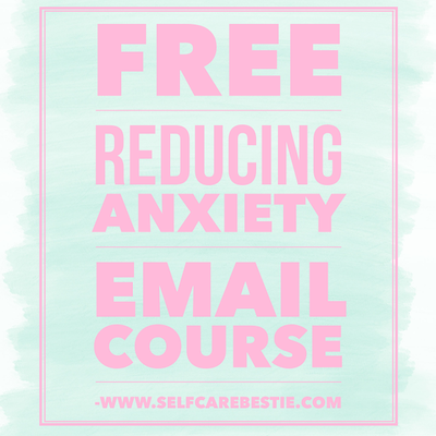 reducing anxiety course