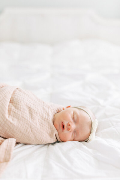 Madison newborn photographer