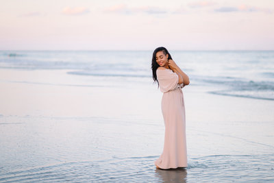 Senior Pictures in Myrte Beach and Pawley Island - top senior portrait photographers