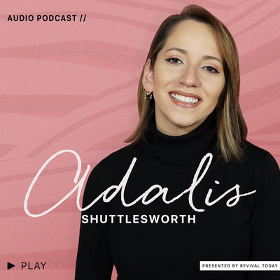Adalis Shuttlesworth of Revival Today's Podcast