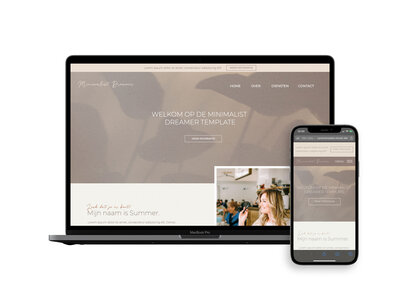 The-minimalist-dreamer-showit-template-webdesign