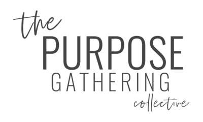 2020 The Purpose Gathering Collective Logo Gray