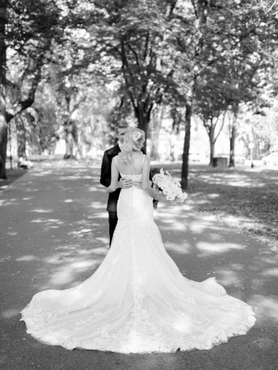 Fairmont Copley Plaza Wedding - Stephanie Vegliante Photography