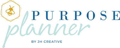 Purpose Planner Logo Color