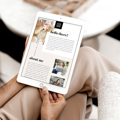 Newsletter Templates for Photographers