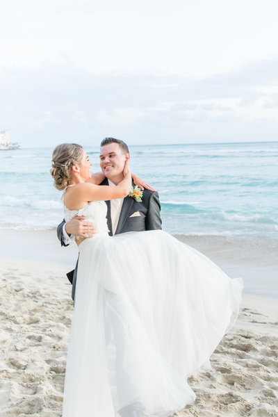 Hawaii Destination Wedding at The Moana Surfrider Honolulu