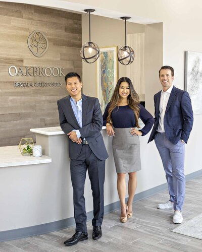 Dentists at OakBrook Dental and Orthodontics