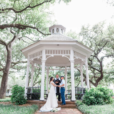 Elopement Hair and Makeup by Royal Makeup and Hair - Savannah Elopement Package