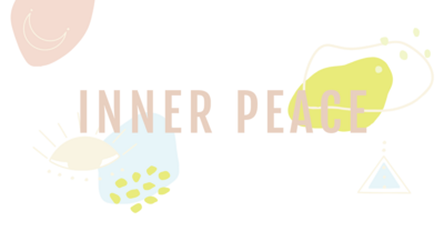 Inner Peace Teachable Banner