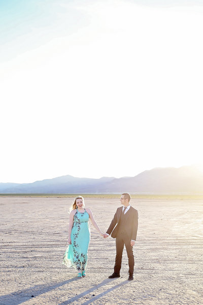 Alison and Zach of Alison Mae Photography in Nevada