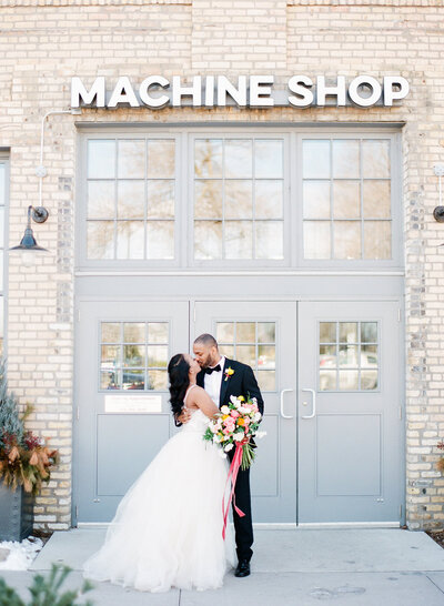 The Machine Shop Wedding 38