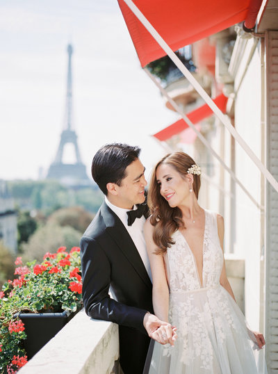 Plaza Athenee Paris | Jennifer Fox Weddings