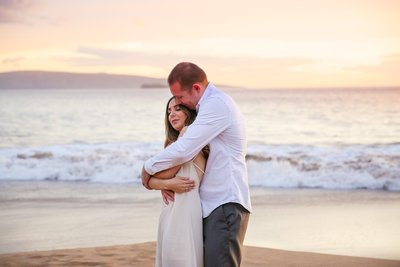 Engagement Photographers in Maui