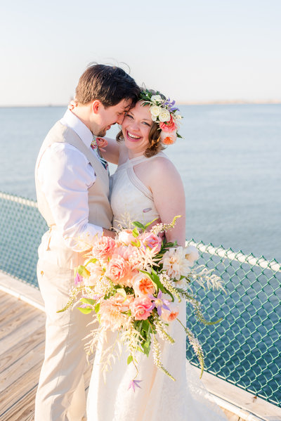 Rehoboth Beach Delaware Wedding