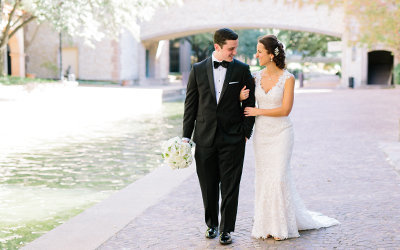 Dallas wedding photographer videographer husband and wife team