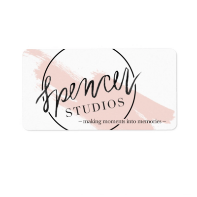 Spencer Studios Sticker