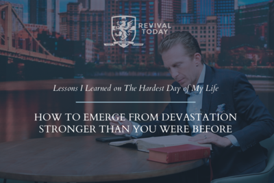 How to emerge from devastation stronger than you were before with Jonathan Shuttlesworth