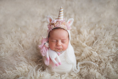 Newborn Photography Sessions Rochester New York